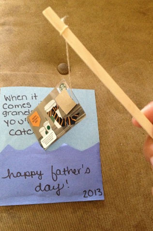 father's day keepsake ideas