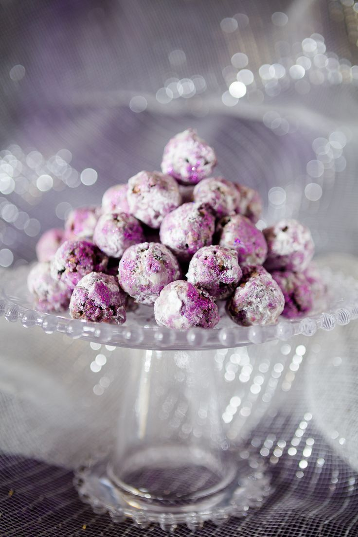 Sparkly Sugar Plums for Christmas | I would have to omit the Disco ...