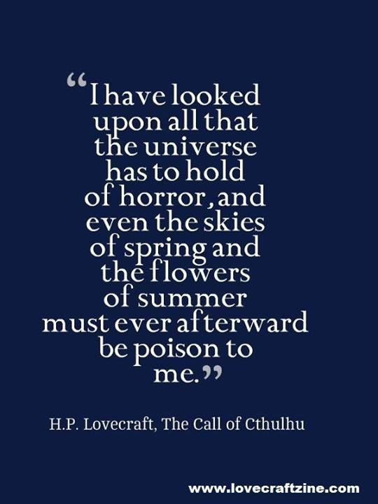 h p lovecraft essay A young h p lovecraft howard phillips lovecraft (august 20, 1890 - march 15, 1937) was an american author of fantasy and horror fiction, noted for giving horror.