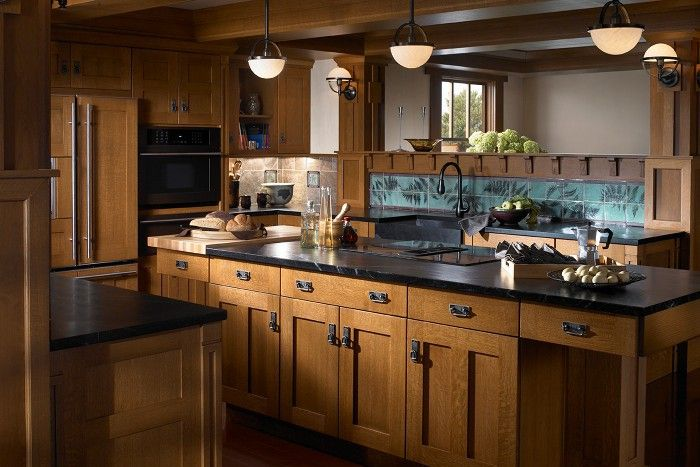 Wood Mode Cabinets Designer Kitchen Collection Pinterest