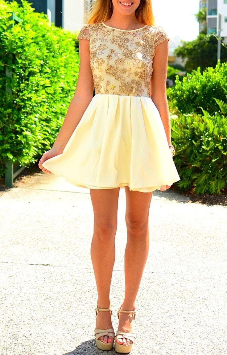 Short Graduation Dresses Pinterest 55