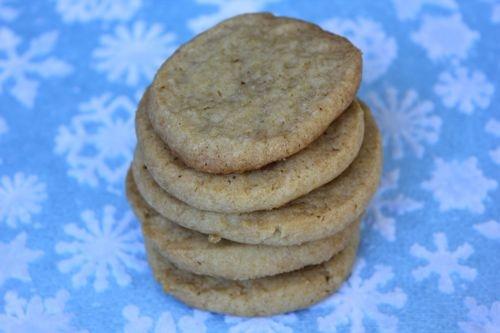 Lemon Icebox Cookies   Food: Dig In And Eat!   Pinterest