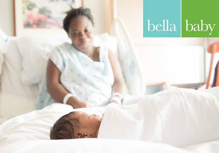 Bella Baby Photography, Photographer: Cara NeSmith, #newborn #hospital