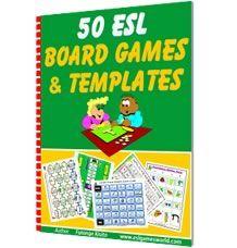 ESL Fun Grammar Games