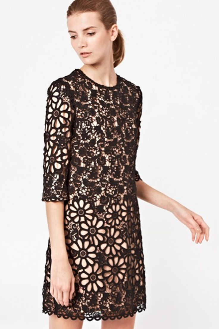 Winter wedding guest outfits pinterest for Guest dresses for winter wedding