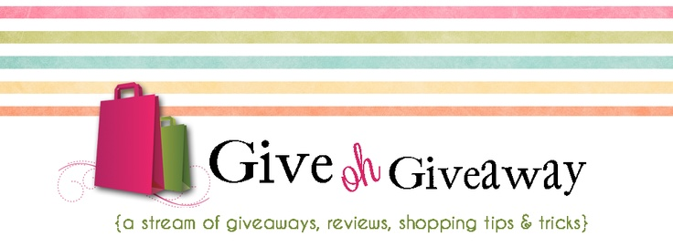 Give Oh Giveaway!