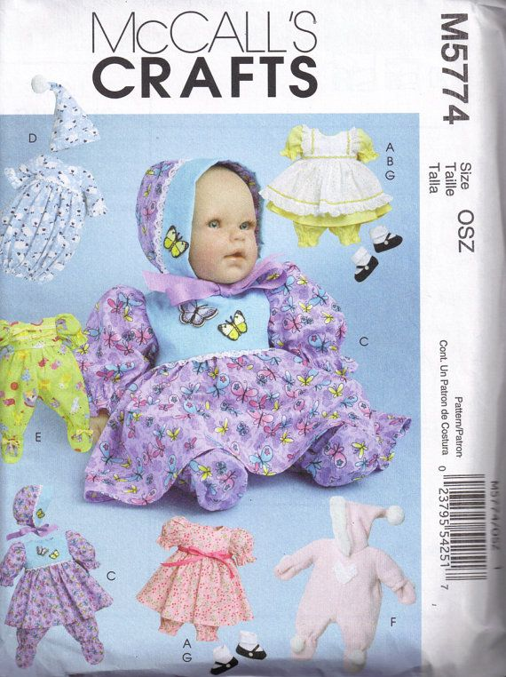 Free Baby Doll Clothes Patterns Pinterest 2015 | Personal Blog