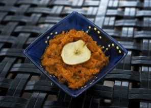Mashed Sweet Potatoes With Honey and Caramelized Apples Recipe Details ...