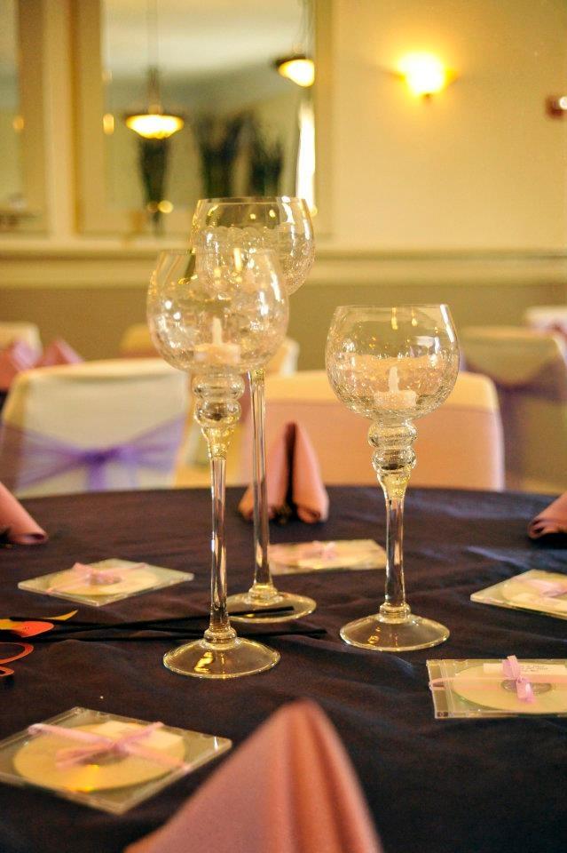 Simple Wedding Table Decorations Wedding Deco Pinterest
