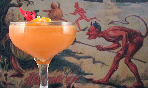 Satan's Whiskers - gin/vermouth/orange | Spirits | Pinterest