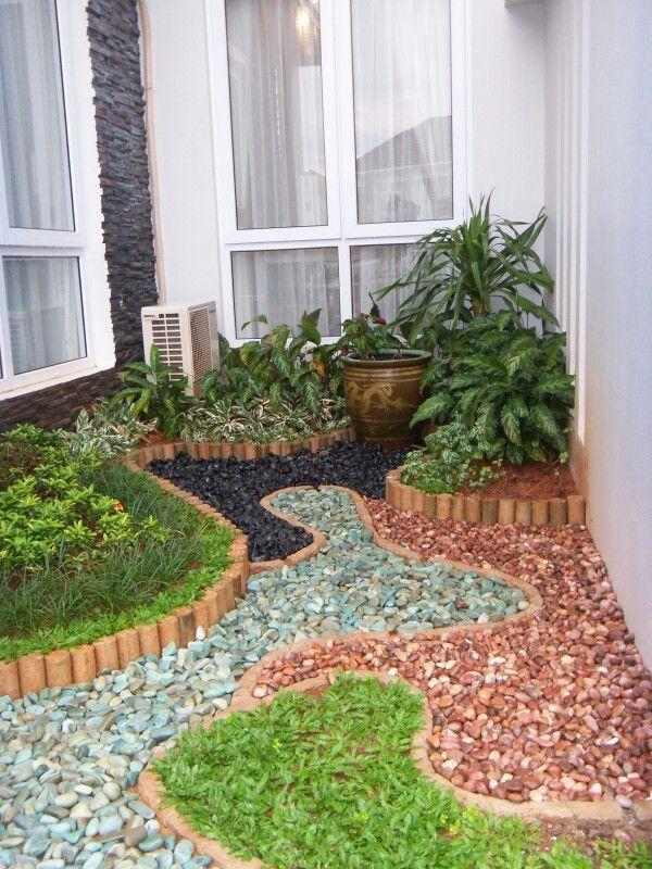 small garden gardens great pinterest