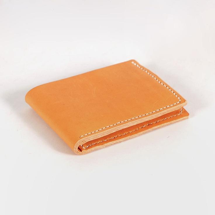The Ashdown Workshop Co - Classic Bi-Fold Wallet