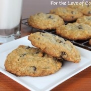 Granola Cookies with Chocolate Chips & Coconut | Hey, Sugar ...