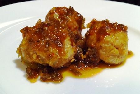 Sweet Cajun Meatballs - EJ's Pepper Mash Great as an appetizer for New ...