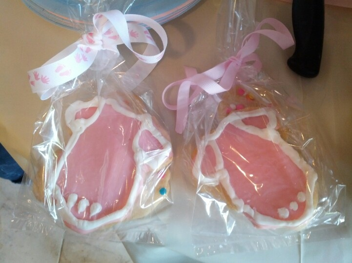 Homemade Baby Shower Party Favor Ideas 721 x 540