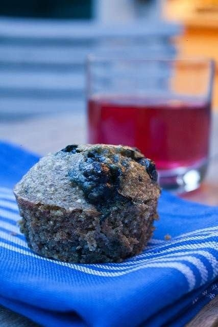 Blueberry quinoa pecan muffins | yummo | Pinterest