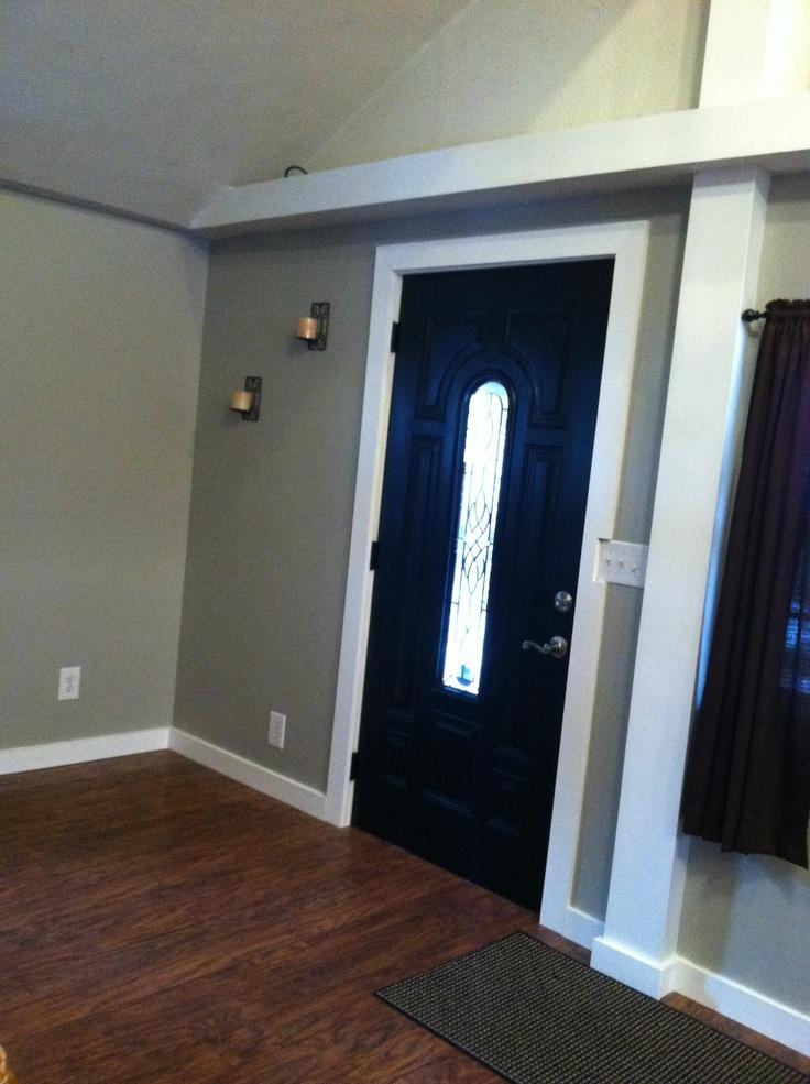 Black Interior Door Doors Pinterest