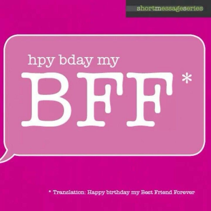 Birthday Quotes Funny Best Friend Quotesgram: Bff Bday Quotes Pinterest. QuotesGram