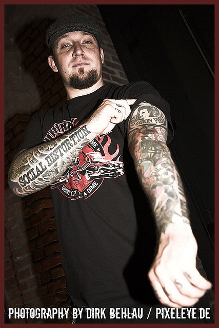 Volbeat's Michael Poulson LOVE HIM!! | Volbeat | Pinterest