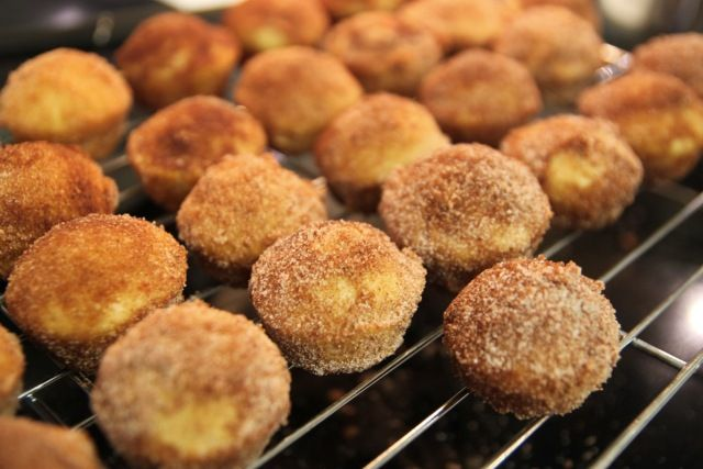Made this recipe for Cinnamon Brown Butter Breakfast Puffs from ...