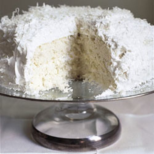 Coconut Cake with Coconut Frosting | Christmas Help | Pinterest