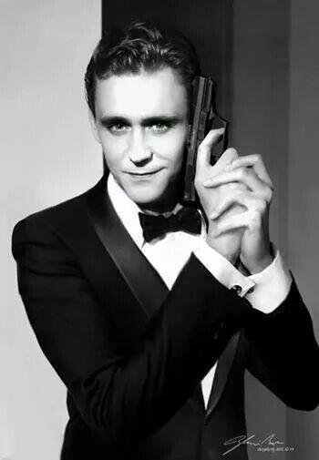 Tom Hiddleston ~ The next James Bond? | Tom Hiddleston | Pinterest Bond