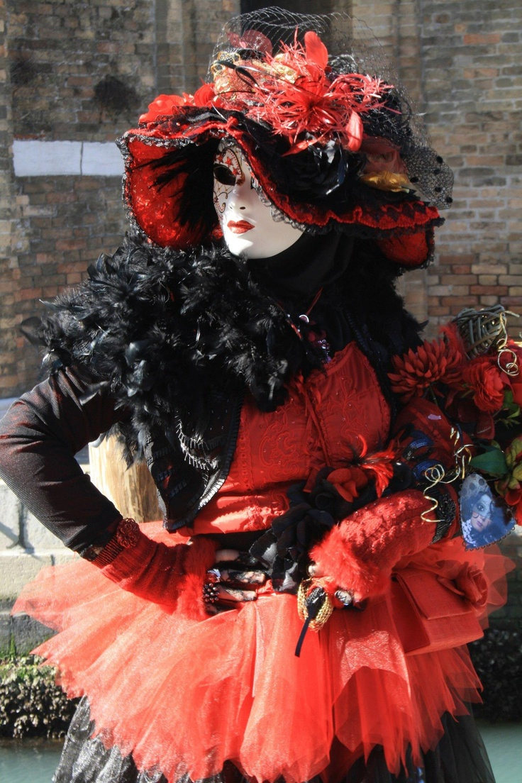 Disfraces carnaval de venecia 2012 masquerade pinterest - Difraces para carnaval ...