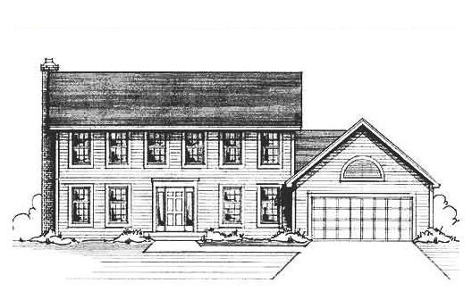 New england colonial house plan for my new house pinterest for New england colonial home plans