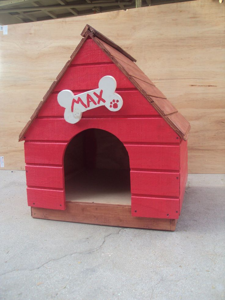 ... hand crafted hand painted dog house. by MrMutsFancyHuts, $150.00: pinterest.com/pin/475270566897186691