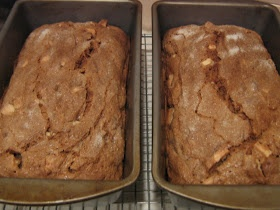 GF/CF easy apple bread | baking ideas | Pinterest