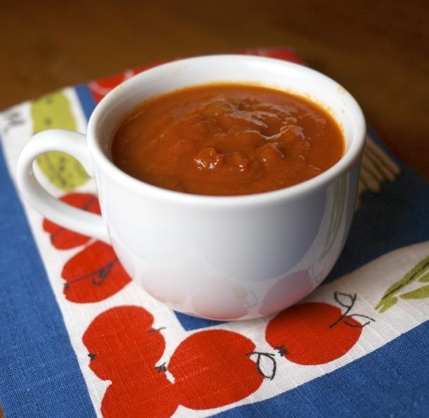 Easy Tomato Soup | Food (vegan!) | Pinterest