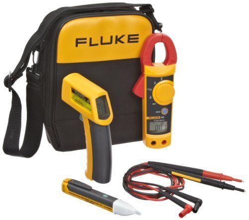 Fluke 322 Clamp Meter : Clamp meter fluke
