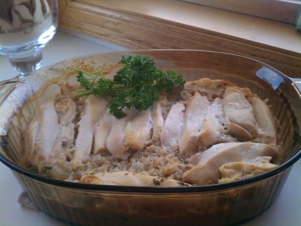 ... little thyme and rosemary also lightly browned chicken in a skillet