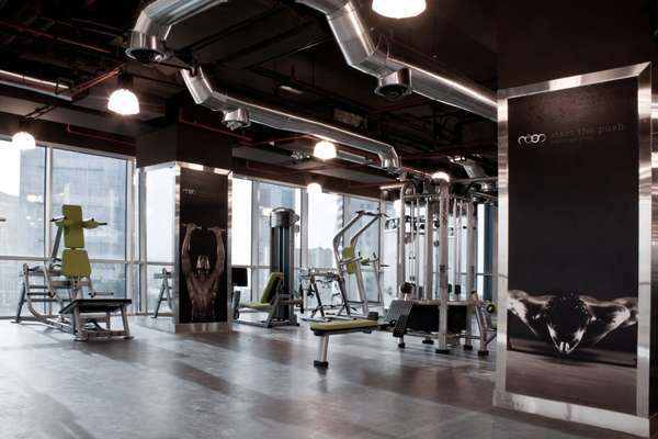 Commercial Gym Decorating Ideas Joy Studio Design Gallery Best