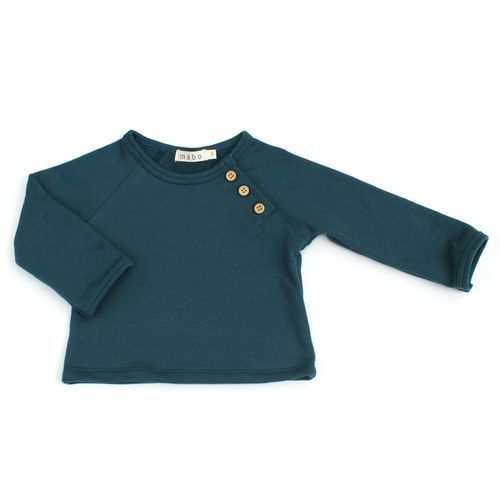 We want this sweet azure sweatshirt in our size. American Made in Salt Lake City, UT.