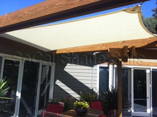 shade sail with pergola | Backyard inspiration | Pinterest