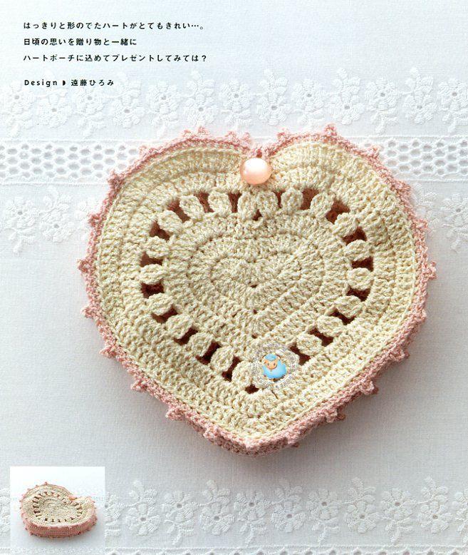 Small Crochet Pouch Pattern : n060-9784021905087 @ ??????? @ ??? Xuite ??