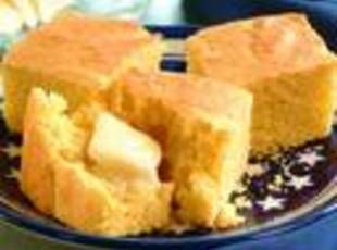 Basic Buttermilk Corn Bread Recipe1 1/2 c yellow cornmeal 1 c all ...