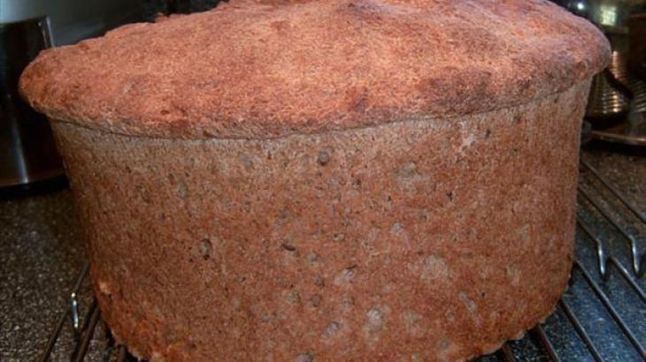 Bread Machine Applesauce Granola Bread | Healthy food that LOOKS deli ...