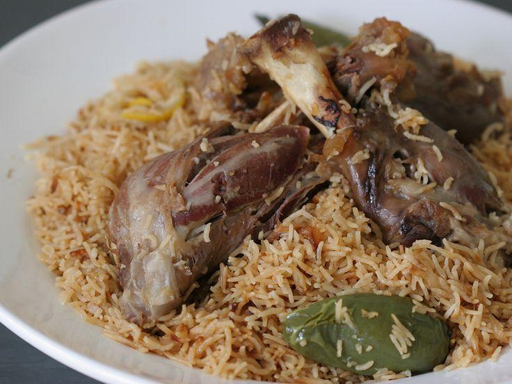 Lamb Yakhni Pulao | Delicias | Pinterest