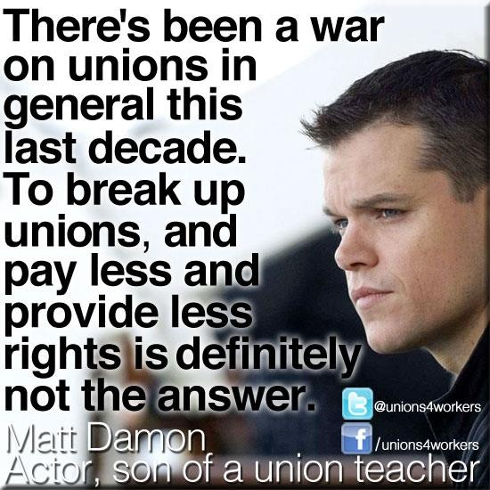 pro teacher unions Despite early and eager endorsements of clinton by both unions, the nation's  school teachers and other school workers contributed.