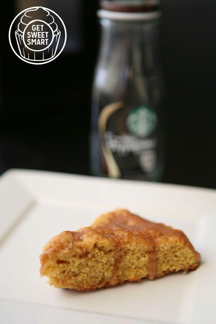 Starbucks Pumpkin Scones | Food - Breads/Scones | Pinterest
