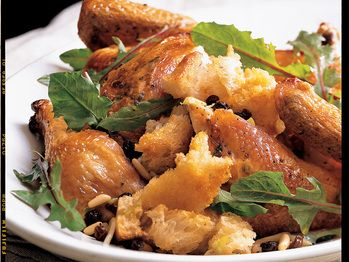 "... Mac!! ""Zuni Roast Chicken with Bread Salad"" from Cookstr.com #c..."