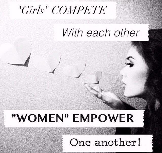 Girls compete Women empower!