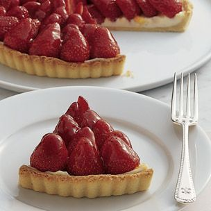 Strawberry Tart with Orange Cream | tarts & pies {spring/summer flavo ...