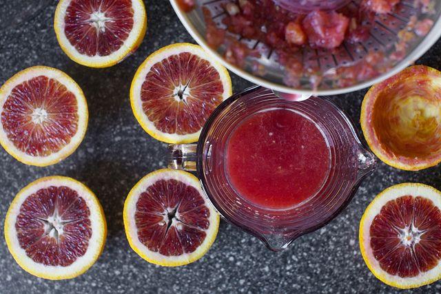 blood orange margaritas | Sipping heaven | Pinterest