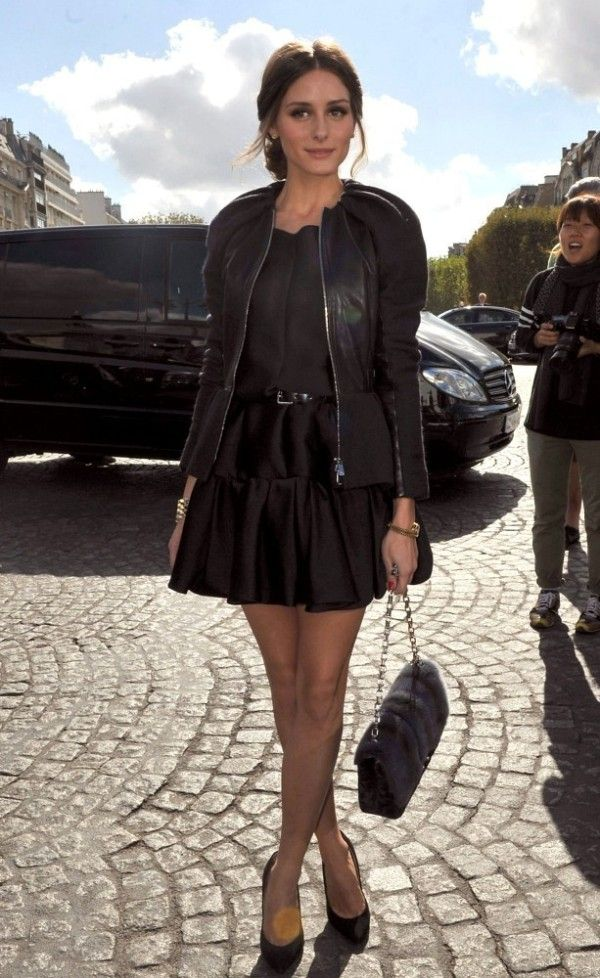 Olivia Palermo Fashion Style. Love her!