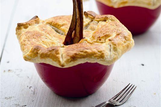 Lamb shank pie | Cooking I will do. | Pinterest