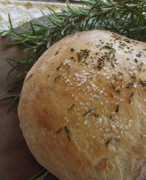 how to make rosemary focaccia bread