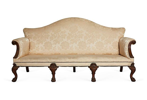 Irish Chippendale Sofa Let 39 S Have A Seat Pinterest